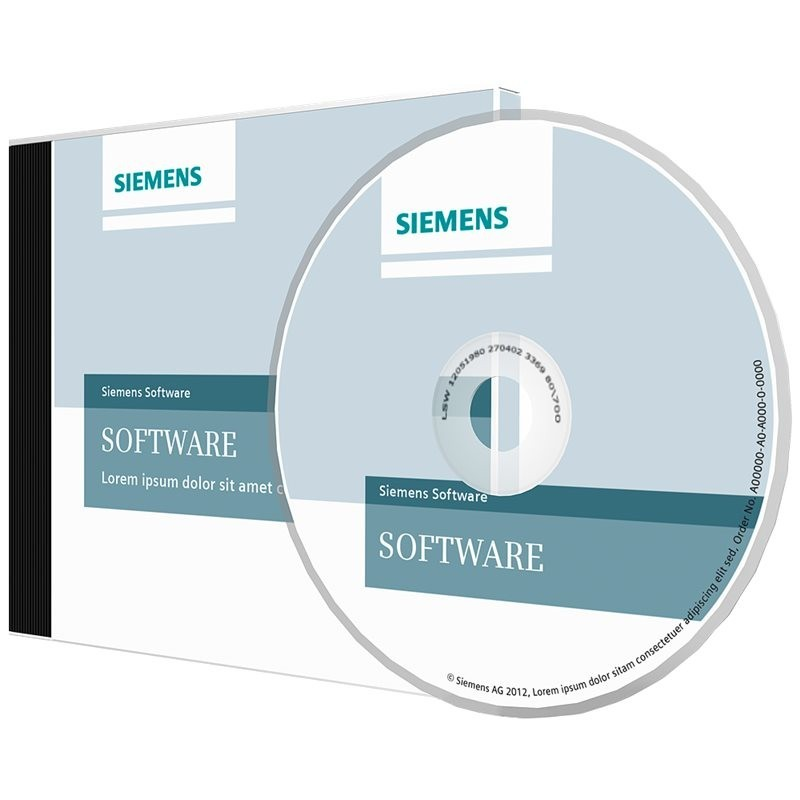 Siemens 6ES7840-2CC01-0YX0 SIMATIC S7-200, PC ACCESS V1.0 SP6, OPC SERVER F. S7-200, SINGLE LICENSE F.1 INSTALLATION R-SW