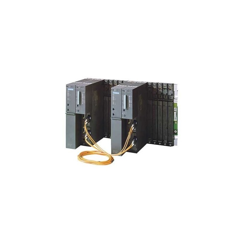 6ES7400-0HR50-4AB0 SIMATIC S7-400H, 412-3H SYSTEM-BUNDLE H-SYSTEM WITH 2 X MC 1MB RAM