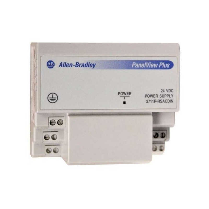 2711P-RSACDIN ALLEN-BRADLEY PANELVIEW PLUS AC To DC Power Supply